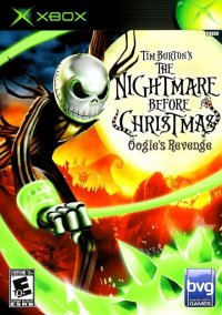 Обложка The Nightmare Before Christmas: Oogie's Revenge