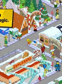 The Simpsons: Tapped Out – фото обложки игры