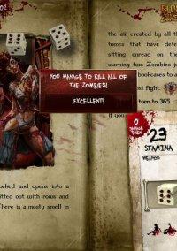 Обложка FF: Blood of the Zombies