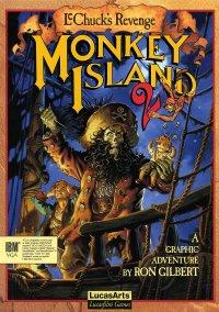 Обложка Monkey Island 2: LeChuck's Revenge