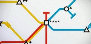 Mini Metro. Видео #1