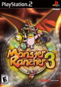 Обложка Monster Rancher 3