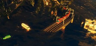Cities: Skylines. Трейлер DLC Natural Disasters