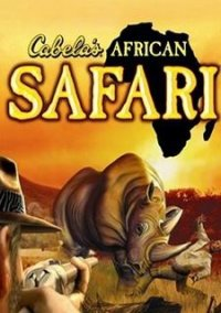 Cabela's African Adventures – фото обложки игры