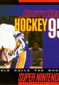 Обложка Brett Hull Hockey '95