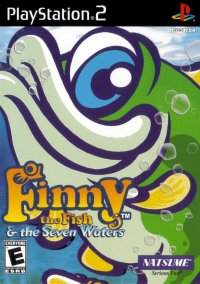 Обложка Finny The Fish & The Seven Waters