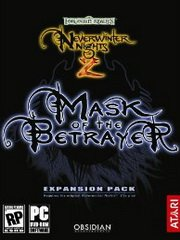Neverwinter Nights 2: Mask of the Betrayer – фото обложки игры