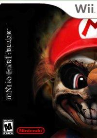 Обложка Mario Kart Black
