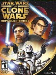 Обложка Star Wars: The Clone Wars - Republic Heroes