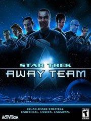 Обложка Star Trek: Away Team