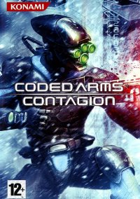Обложка Coded Arms - Contagion