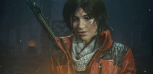 Rise of the Tomb Raider. Релизный трейлер
