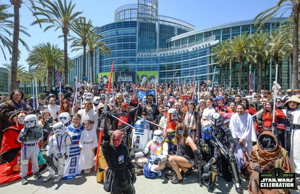 Пять человеческих историй со Star Wars Celebration - Изображение 1