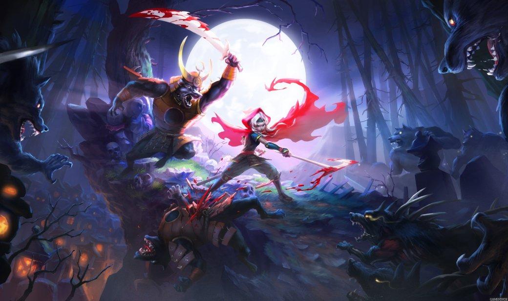 Рецензия на Akaneiro: Demon Hunters - Изображение 2