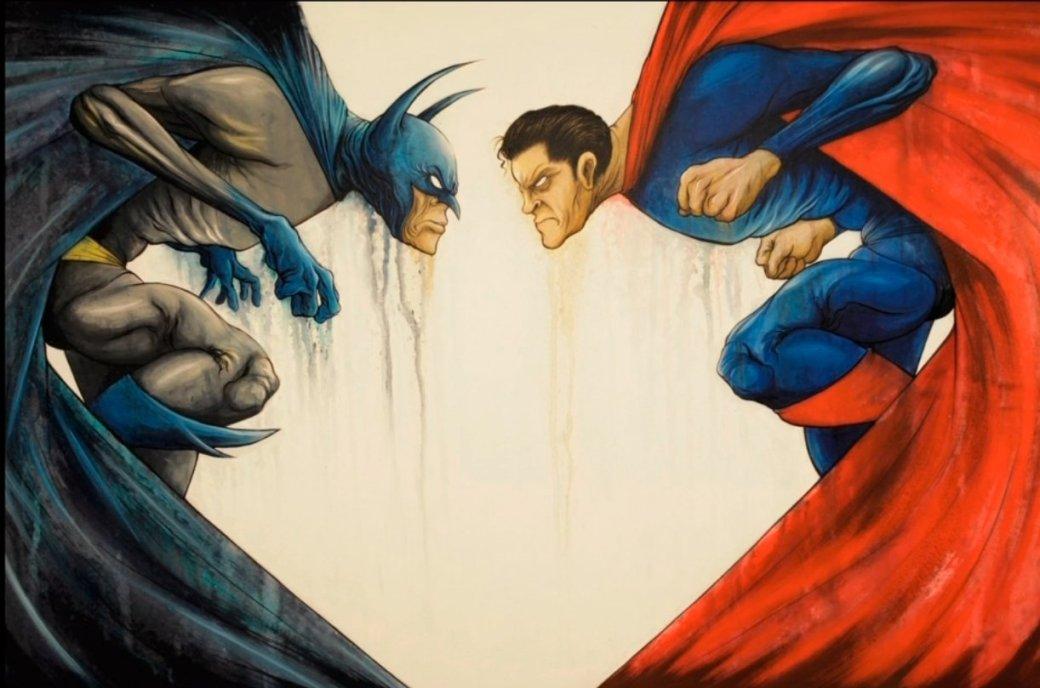 Можно ли сделать интересную игру про Супермена в духе Arkham-серии?  - Изображение 13