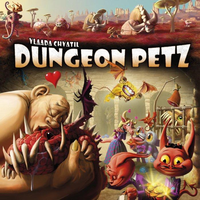 Dungeon Petz - ярмарка монстров на вашем столе - Изображение 1