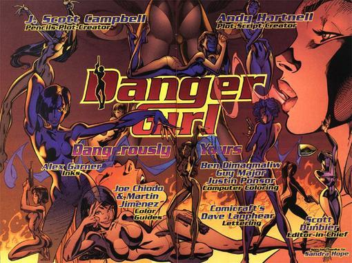 Девочки-припевочки, или весеннее обострение в комиксах - Изображение 2