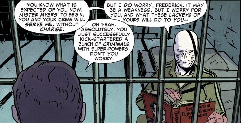 «Мы не можем показать, как писают на труп в комиксе о Человеке-Пауке». - Изображение 6