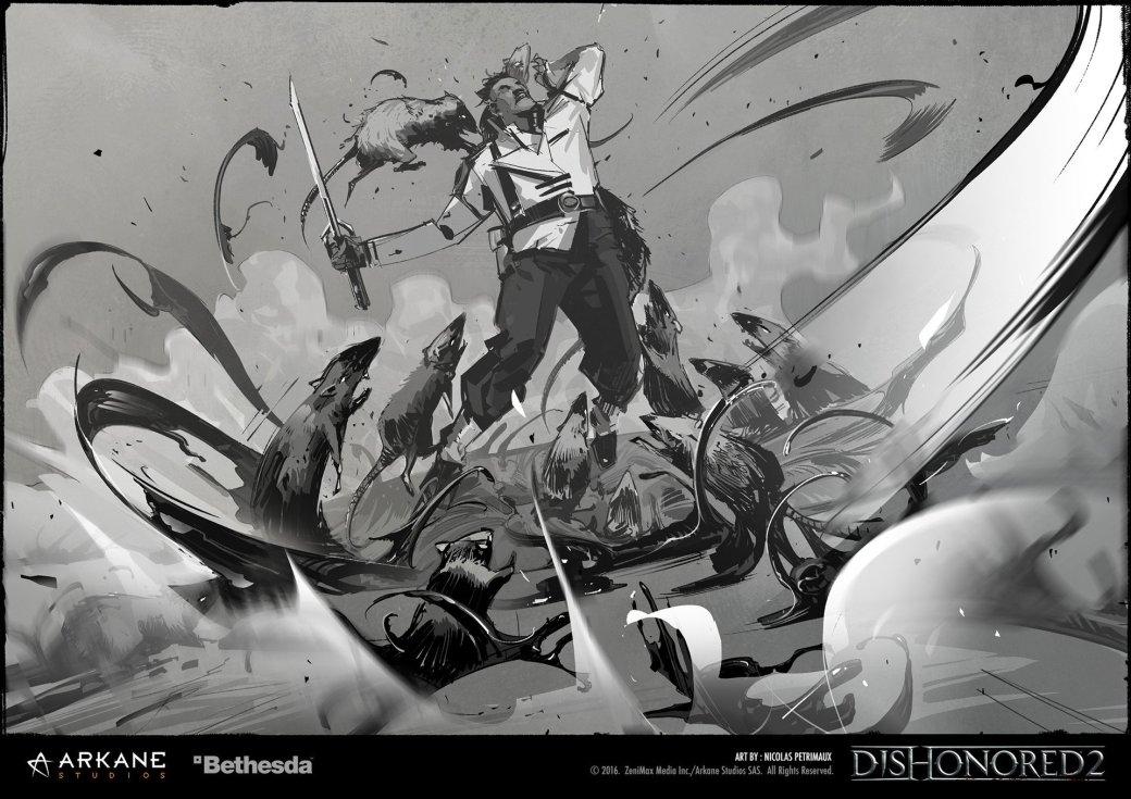 Потрясающие концепт-арты Dishonored 2 отхудожника игры - Изображение 6