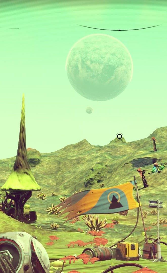 Стартовые планеты NoMan'sSky. Наши истории - Изображение 3