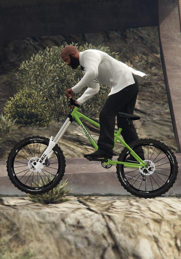 Как GTA 5 убедила меня купить велосипед - Изображение 4
