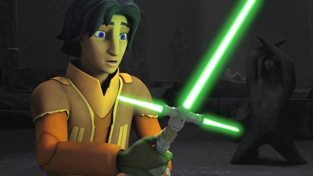 В третьем сезоне Star Wars Rebels появятся персонажи из новых эпизодов - Изображение 2