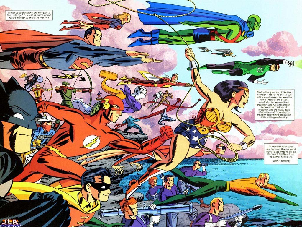 Как начать смотреть полнометражную супергеройскую анимацию. - Изображение 17