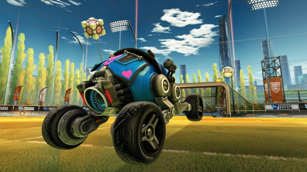 Rocket League получила рейтинг на Xbox One - Изображение 1