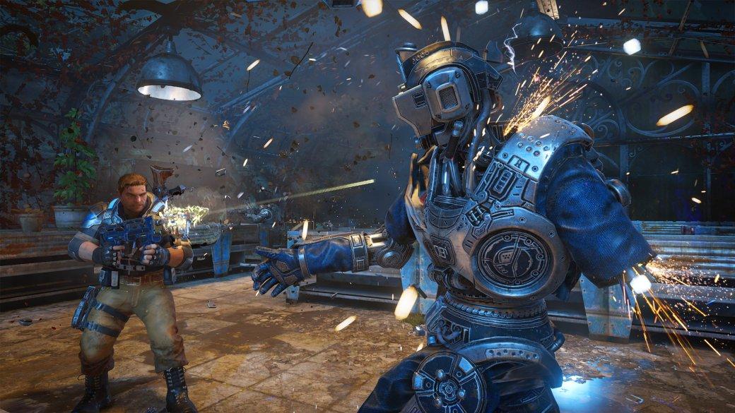 Рецензия на Gears of War 4. Обзор игры - Изображение 15