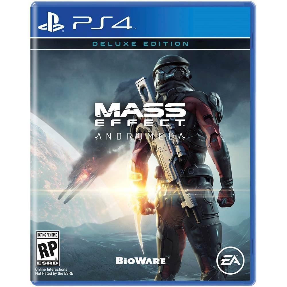 В Сети появилось описание и обложки Mass Effect: Andromeda - Изображение 1