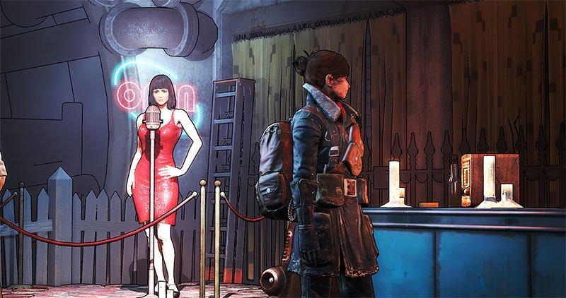 Магия модов превращает Fallout 4 в Borderlands - Изображение 1