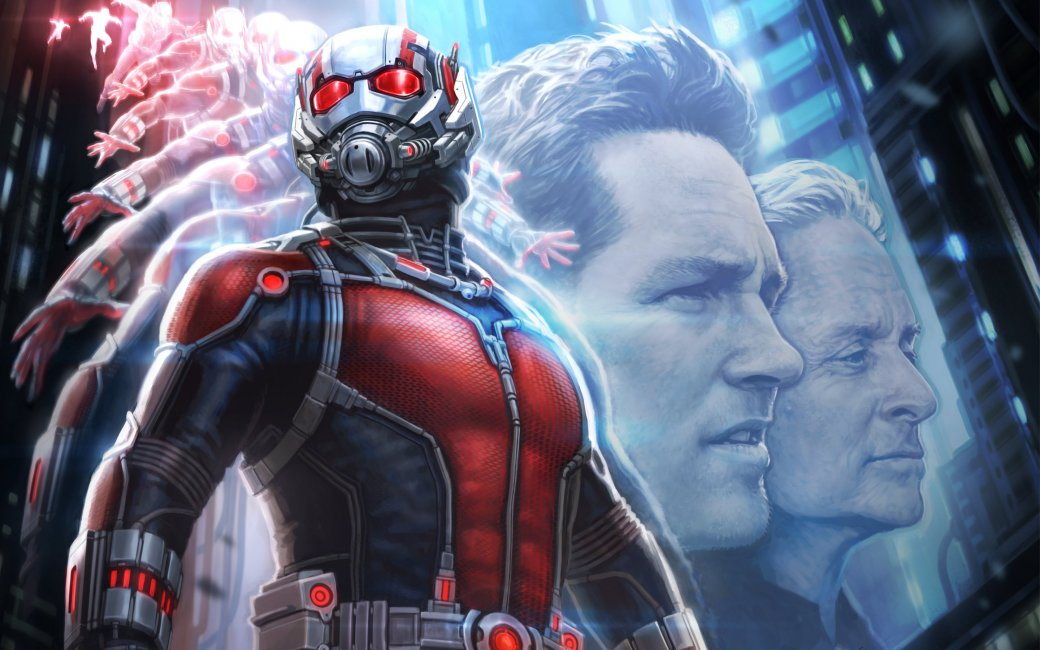 Рецензия на «Человека-муравья» - Изображение 13