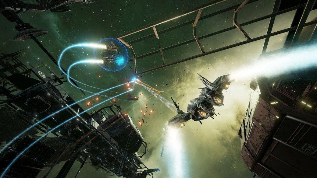 EVE: Valkyrie будет бесплатно прилагаться к Oculus Rift - Изображение 1