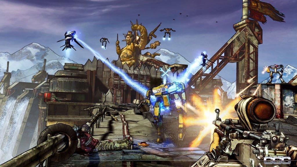 Gamescom 2012: Borderlands 2 - Изображение 2