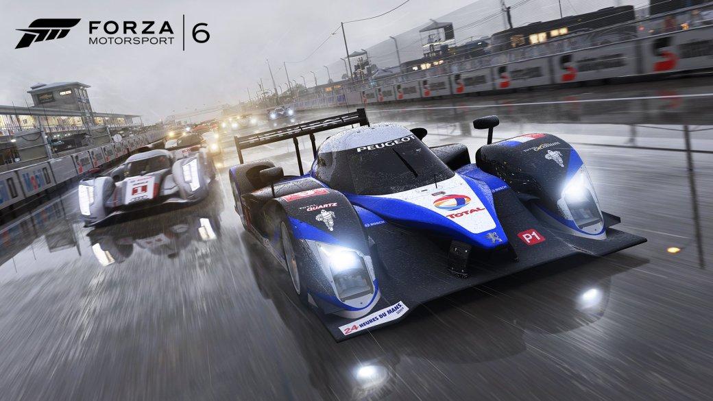Главная причина для покупки Forza Motorsport 6 — вибрация джойстика  - Изображение 4