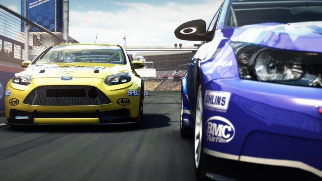 Туринговые автомобили вернулись в трейлере Grid: Autosport - Изображение 1