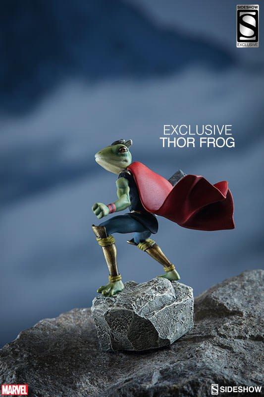Вместе с новой фигуркой бога Грома вы получите статую лягушку-Тора - Изображение 9