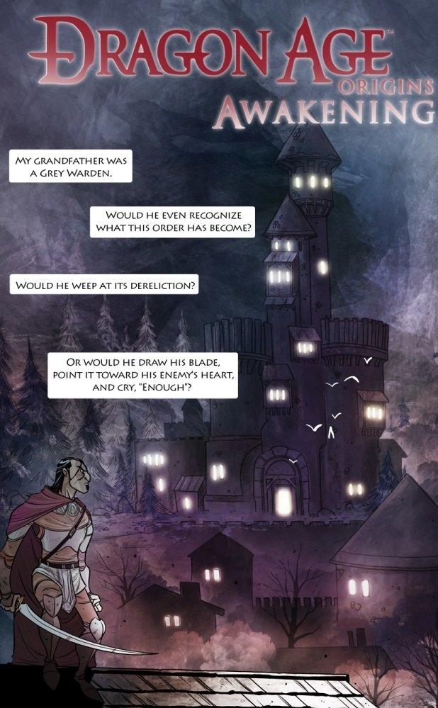 Мир Dragon Age - Изображение 7