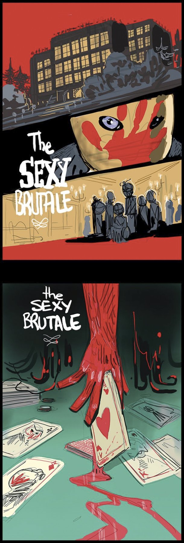 Разбираем The Sexy Brutale. - Изображение 4