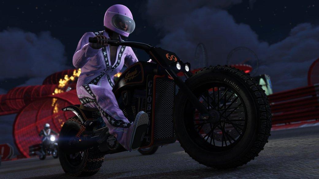Вышло бесплатное обновление для GTA Online с15 новыми гонками - Изображение 2