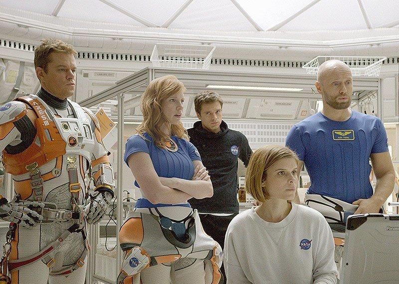 Первые кадры «Марсианина» Ридли Скотта уже порождают мемы - Изображение 2