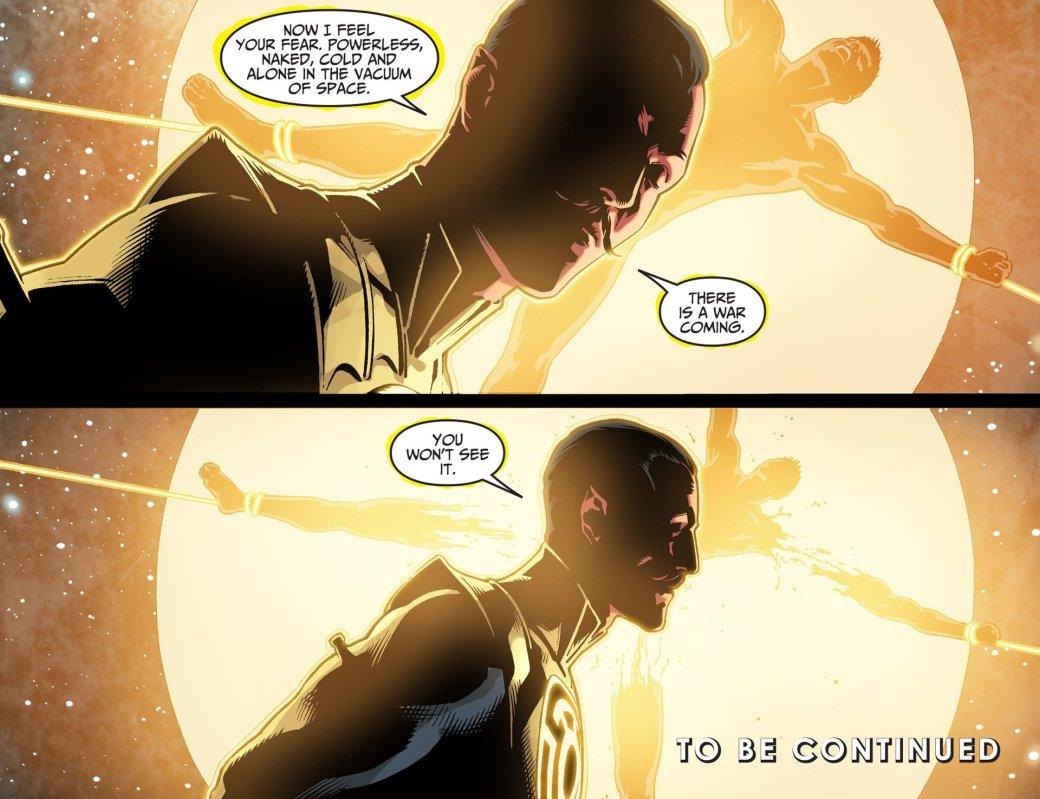 Что происходило во вселенной Injustice до событий первой игры. Часть 1 - Изображение 27