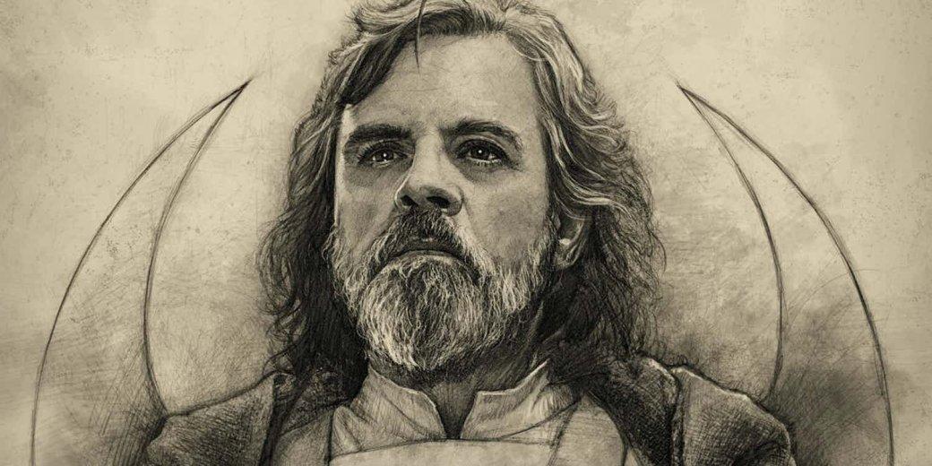 Звёздные войны. Эпизод 8: Последний джедай / Star Wars VIII: The Last Jedi [2017]: Слух: Люк Скайуокер охотится на Сноука в «Последних джедаях»