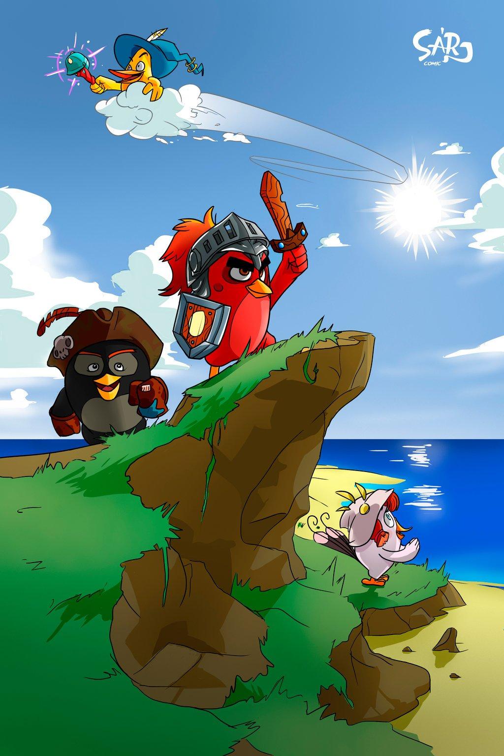 Рецензия на «Angry Birds в кино» - Изображение 6
