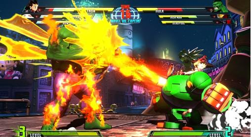 Marvel vs. Capcom 3: Fate of Two Worlds. X-Man vs. Streer Fighter. Превью - Изображение 5