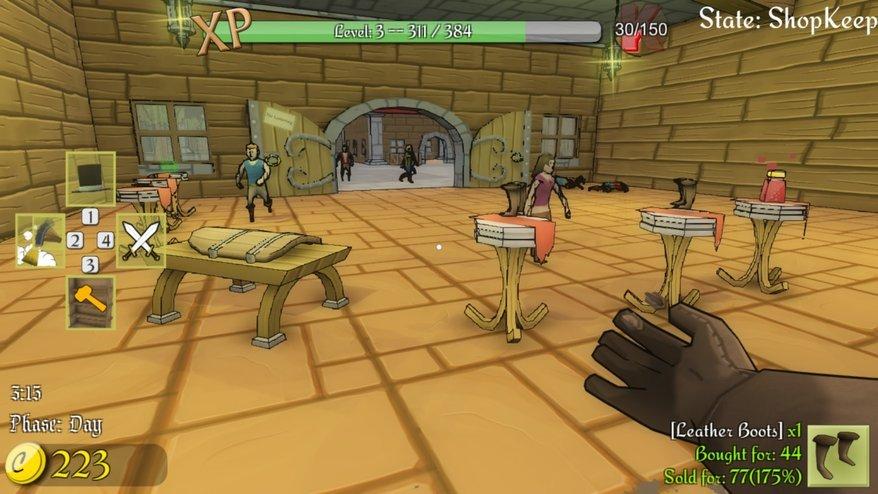 Чего желаете? Симулятор торговца из RPG дарит уникальный опыт - Изображение 1