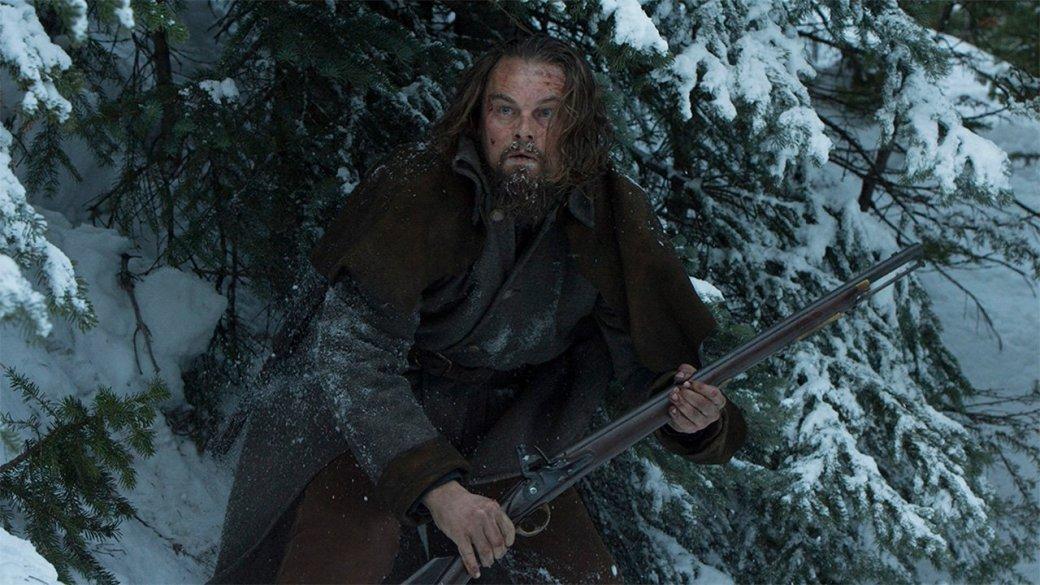Создатели фильма «Выживший» опровергли слухи о ДиКаприо и медведе - Изображение 1
