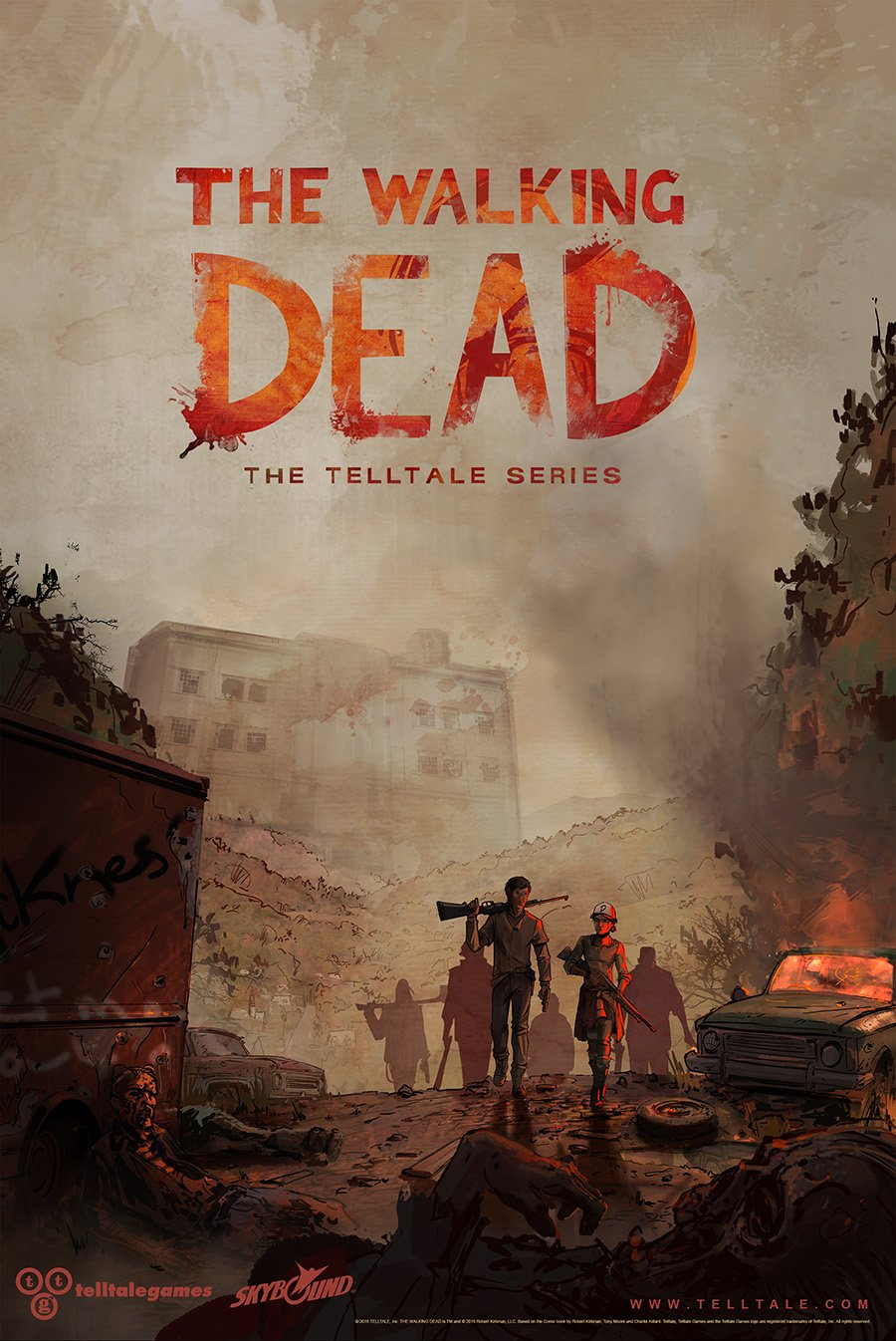 Клементина волнуется на новых скриншотах третьего сезона Walking Dead. - Изображение 4