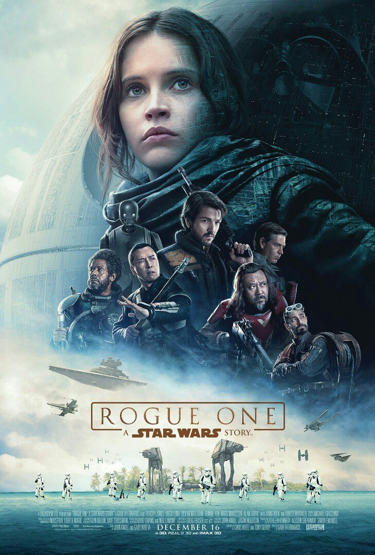 Финальный трейлер Star Wars: Rogue One . - Изображение 1