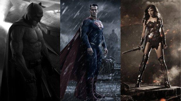 Немецкие прокатчики раскрыли хронометраж «Бэтмена против Супермена» - Изображение 1